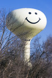 Smiling Water Tower Stock Photography