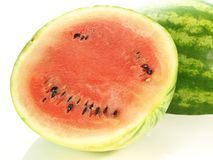Smiling watermelon,  Royalty Free Stock Photography
