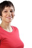 Smiling woman Royalty Free Stock Image