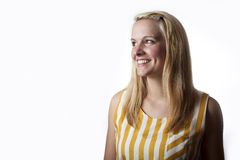Smiling Woman Stock Images