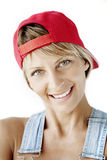Smiling woman Royalty Free Stock Photos