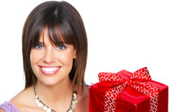 Smiling woman Royalty Free Stock Images