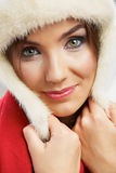 Smiling Woman casual style portrait. Royalty Free Stock Photos