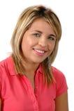 smiling woman young Стоковая Фотография RF