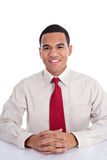 Smiling Young African American Male Portrait Royalty Free Stock Image