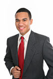 Smiling Young African American Male Portrait Royalty Free Stock Photo