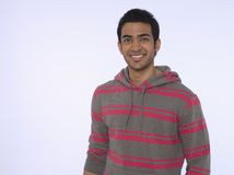 Smiling Young Indian Man Stock Photos