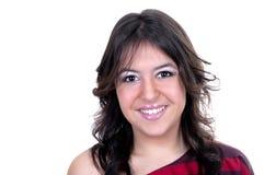 Smiling young latina Stock Image