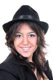 Smiling young latina Royalty Free Stock Image