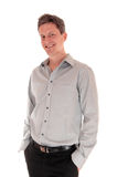 Smiling young man. Royalty Free Stock Images