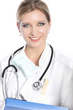 Smiling young nurse Royalty Free Stock Photography