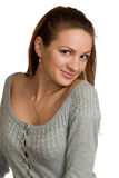 Smiling young woman. Royalty Free Stock Photos