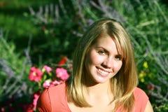 Smilinggirl Royalty Free Stock Images
