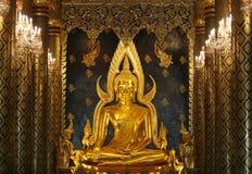 Smilling buddha Stock Photo