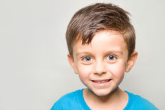 Smilling child Stock Images