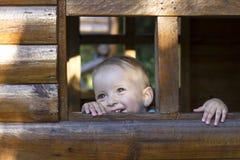 Smilling Little girl Stock Photos