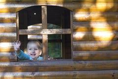 Smilling Little girl Stock Images