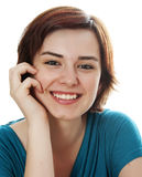 Smilling young girl Stock Photography