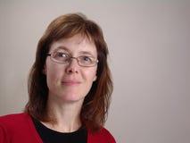 smilng γυναίκα Στοκ Φωτογραφία