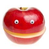smilng яблока Стоковые Изображения