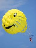 Smily parasail Royaltyfria Foton