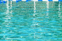 Smimming Pool-Hintergrund Stockfotografie