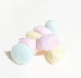 Sminkcottones Royaltyfri Fotografi
