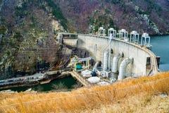 Smith Mountain Hydroelectric Dam stock afbeeldingen