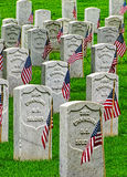 Smith National Historic Cemetery forte 3 Immagini Stock