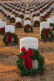 Smith National Historic Cemetery forte 4 Fotografia Stock Libera da Diritti