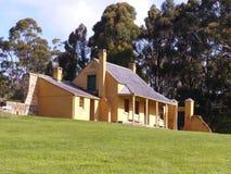 Smith O`Brien`s Cottage Port Arthur Penal Colony, Tasmania, Australia Stock Photography