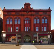 The Smith Opera House Stock Images