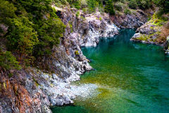 Smith River, California Royalty Free Stock Photography