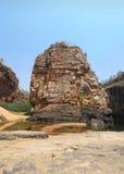 Smith rock, Nitmiluk National Park, Northern Territory, Australia Royalty Free Stock Images