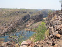 Smith Rock, Nitmiluk National Park, Northern Territory, Australia Stock Photo
