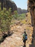 Smith Rock, Nitmiluk National Park, Northern Territory, Australia Stock Images