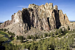 Free Smith Rock Oregon Royalty Free Stock Image - 25021986