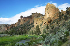 Smith Rock Park arkivbilder