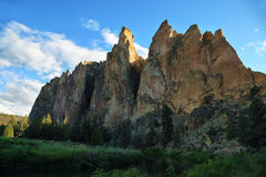 Smith Rock Park Stock Photo
