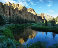 Smith Rock Park Stock Image