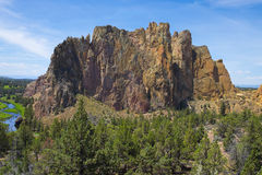 Smith Rock Park Royalty Free Stock Photography
