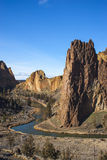 Smith Rock State Park images stock