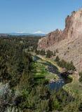 Smith skały park, Oregon zdjęcia royalty free