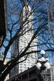 Smith Tower Stock Afbeelding