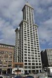 Smith Tower, Seattle, Etats-Unis Photos stock