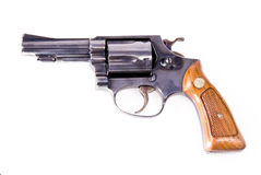 Smith ^ Wesson stock afbeelding