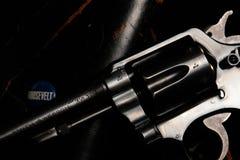 Smith & Wesson .38-200 Stock Photos