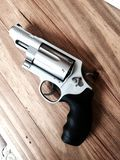 Smith and Wesson royalty free stock photos