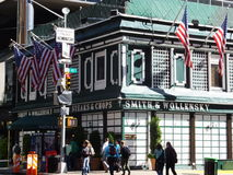 Smith & Wollensky, New York City, NY fotos de stock