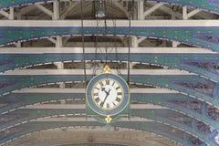 Smithfield Market clock Stock Images